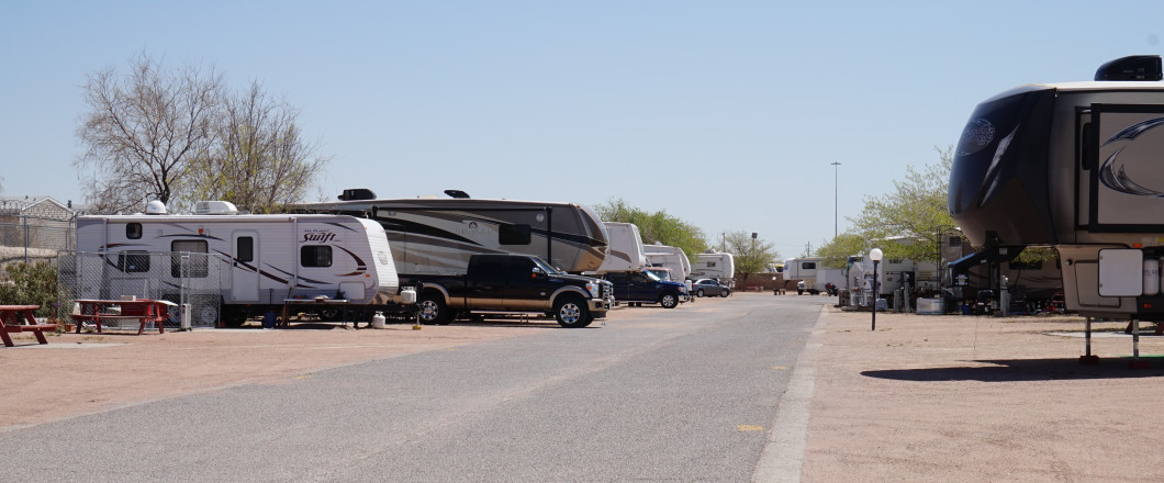 Welcome to Mission RV Park